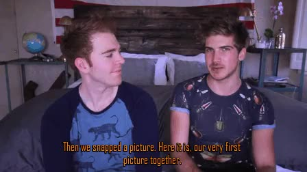 Watch and share Joey Graceffa GIFs and Shane Dawson GIFs on Gfycat