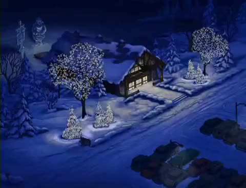 Watch and share Eight Crazy Nights GIFs and Pooping Deers Gif GIFs on Gfycat