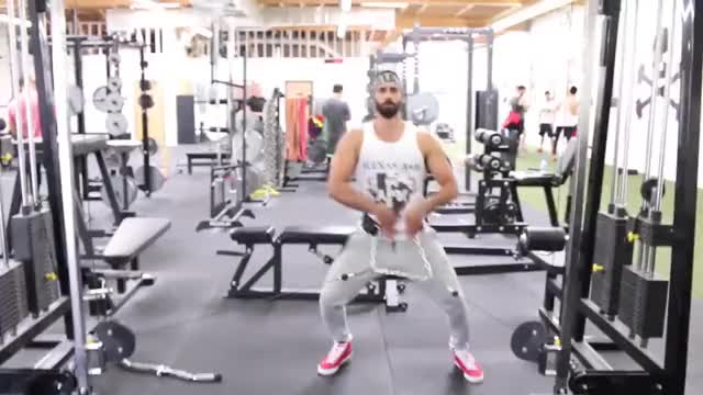 Watch and share Went To Gym, Couldn't Resist. (reddit) GIFs by quang on Gfycat