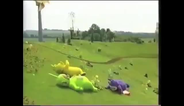 Watch and share Teletubbies GIFs and Windmill GIFs on Gfycat