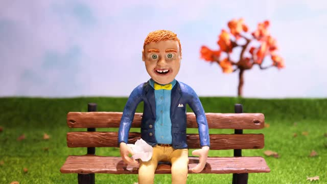 Watch and share Claymation GIFs and Animation GIFs by Trent Shy Claymations on Gfycat