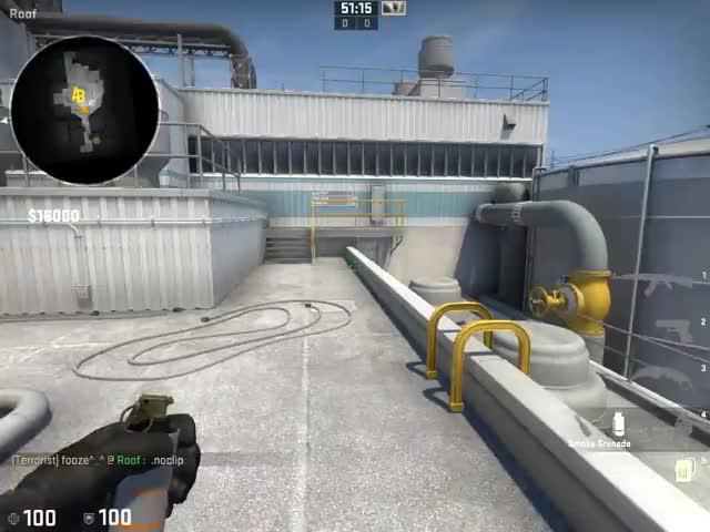 Watch and share NUKE T Smoke - Outside Roof To Secret GIFs by crhetzel on Gfycat