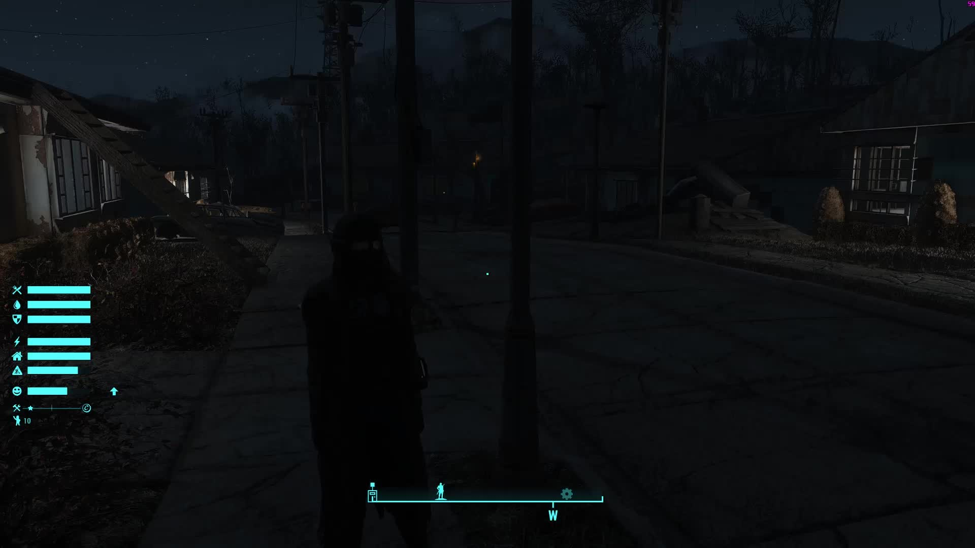 fallout4, Fallout 4 NCR Veteran Ranger visor toggle [now with thermal] GIFs