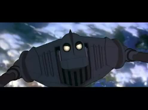 Watch and share Iron Giant GIFs on Gfycat