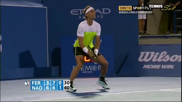 Watch and share David Ferrer GIFs and Rafael Nadal GIFs by djfilk on Gfycat