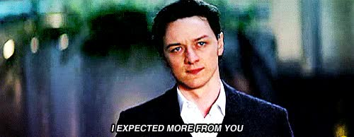 Watch and share James Mcavoy GIFs by Reactions on Gfycat