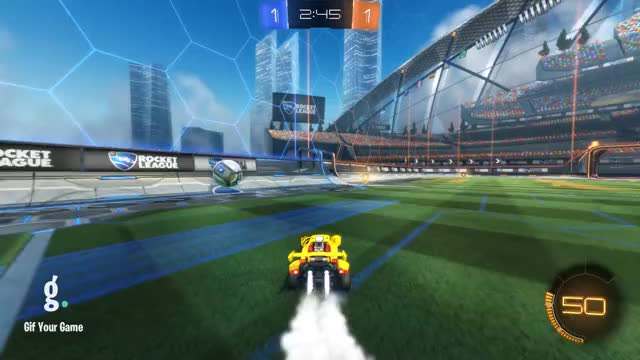 Watch Goal 3: Gopher Boy GIF by Gif Your Game (@gifyourgame) on Gfycat. Discover more Gif Your Game, GifYourGame, Gopher Boy, Rocket League, RocketLeague GIFs on Gfycat