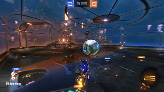 Watch Assist 3: BeK GIF by Gif Your Game (@gifyourgame) on Gfycat. Discover more Assist, BeK, Gif Your Game, GifYourGame, Rocket League, RocketLeague GIFs on Gfycat