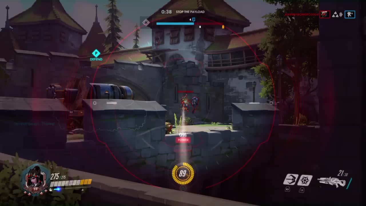 OWConsole, overwatch, widowmaker, jDemo v.2017 - Played. GIFs