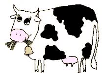 Watch and share Cow animated stickers on Gfycat