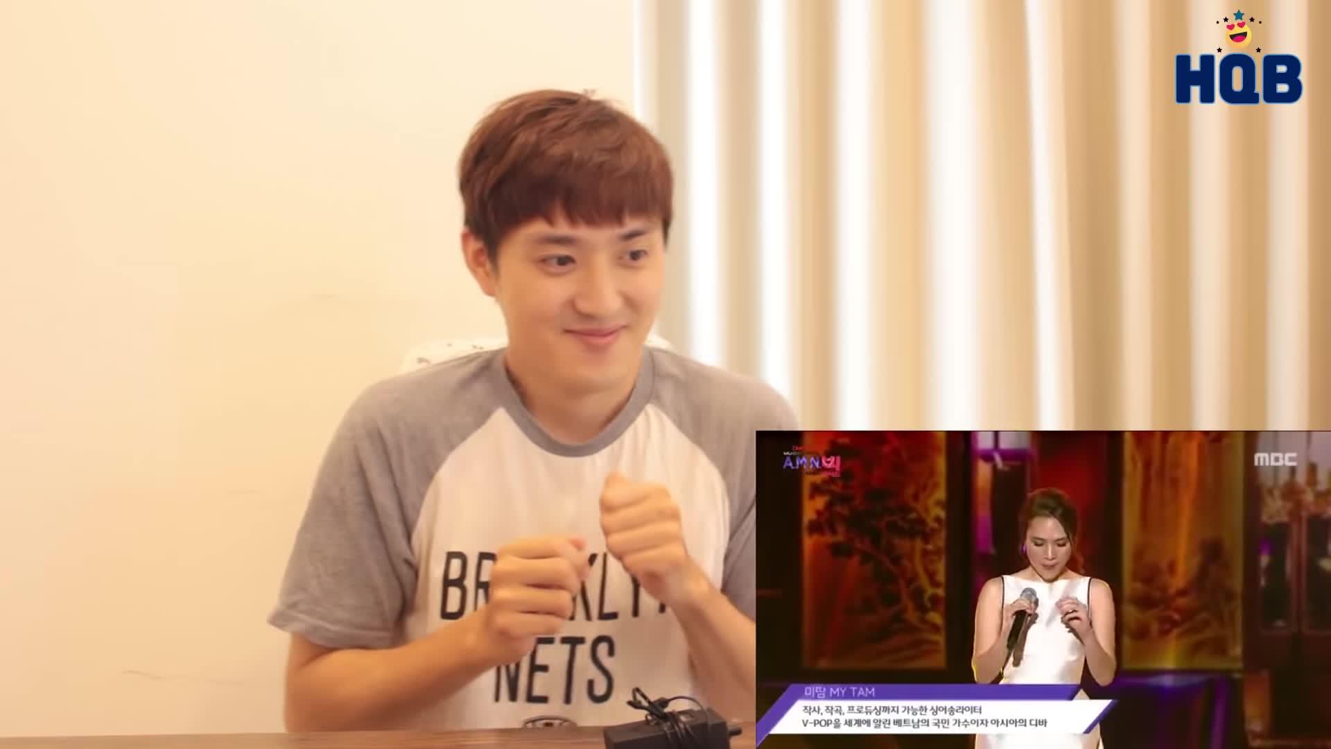 Clip: Khoảnh khắc Á  Ố của fan quốc tế khi xem Người hãy quên em đi phiên bản Hàn của Mỹ Tâm ảnh 0