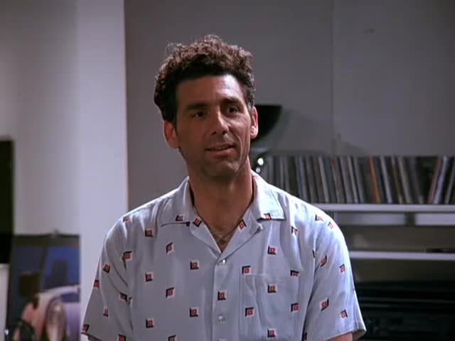 Watch and share Michael Richards GIFs and Seinfeld GIFs by moonmonster on Gfycat
