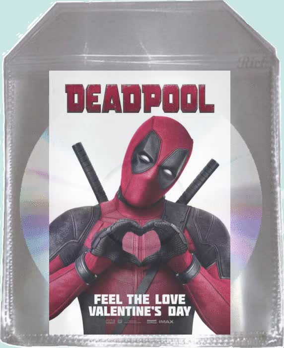 Watch Deadpool GIF by @ricks on Gfycat. Discover more related GIFs on Gfycat