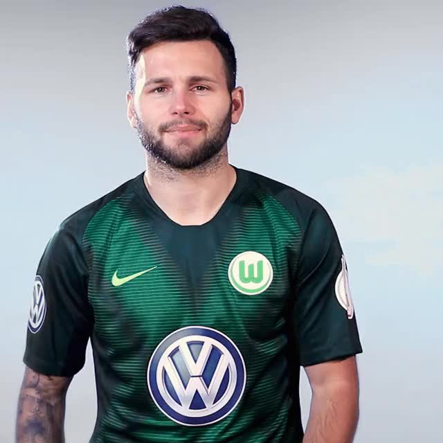 Watch and share 08 ThumbsUp GIFs by VfL Wolfsburg on Gfycat