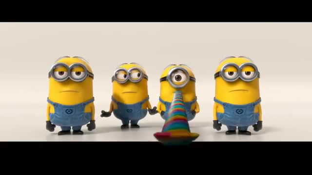 Watch and share Minions Banana Song GIFs on Gfycat