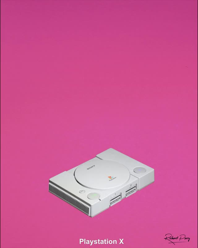 Watch and share Playstation (Disintegrated) GIFs on Gfycat