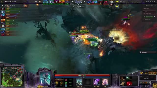 Dream League 3- Navi vs VP- XBOCT play (reddit)