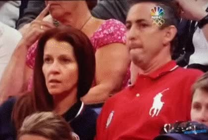 Watch and share Aly Raisman Parents GIFs on Gfycat