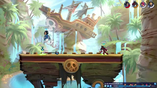 Watch and share Brawlhalla GIFs and Heavy Spam GIFs on Gfycat
