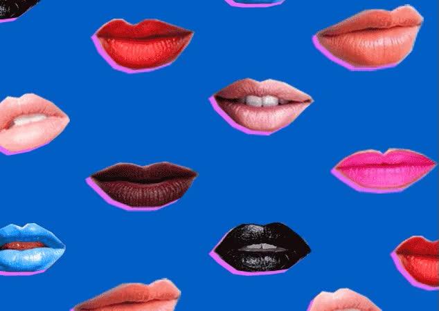 Watch and share 💄 Lipstick GIFs on Gfycat