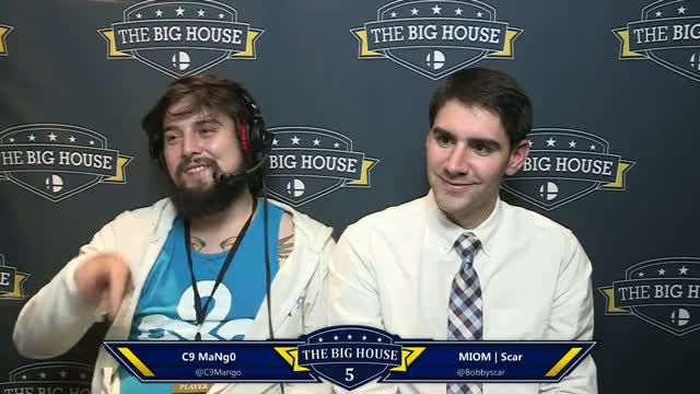 TBH5 - Scar interviews Mango