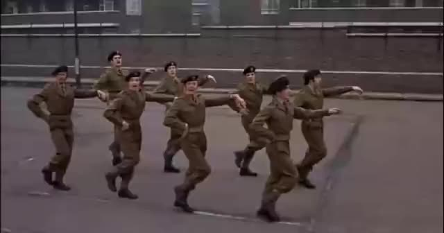 Military Fairy, Monty Python\'s Flying Circus, Military Fairy GIFs