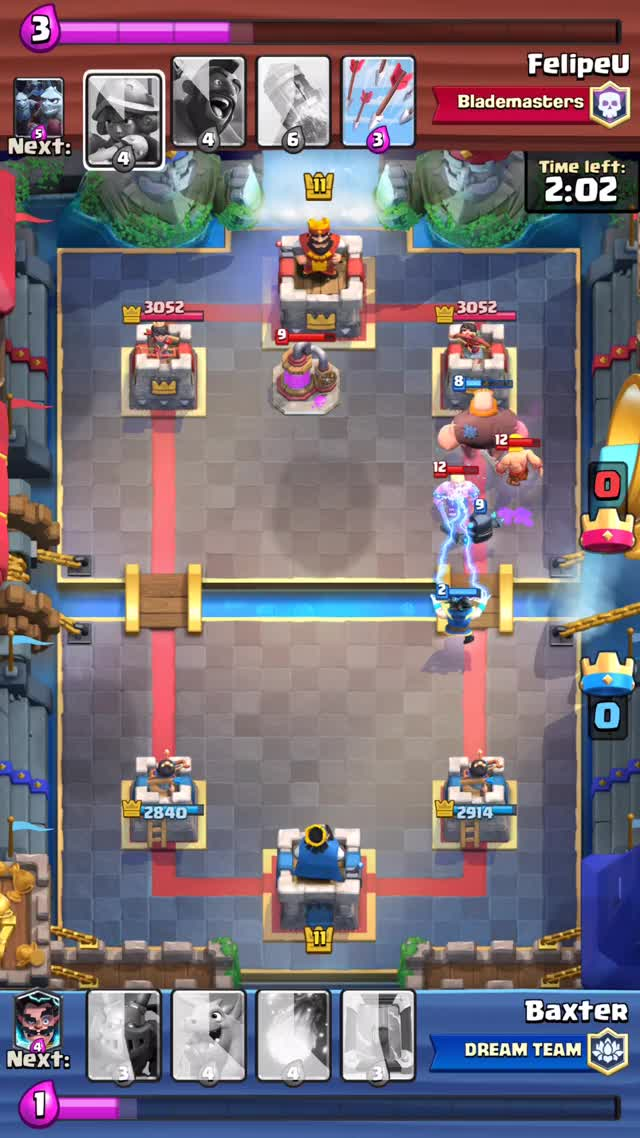 Watch and share Clash Royale GIFs and Clashroyale GIFs by King T Gaming on Gfycat