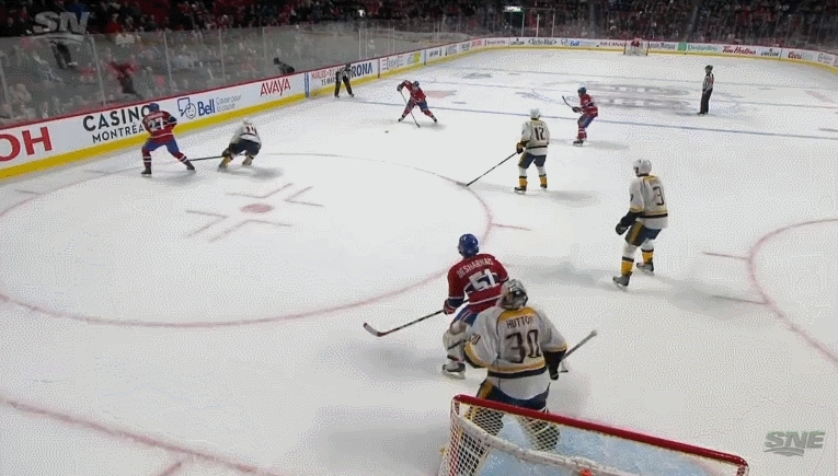 Subban wins the game for the Habs GIFs