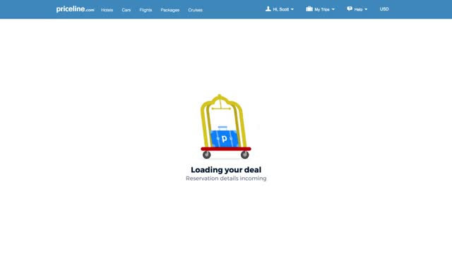 Watch Hotel Checkout Loader GIF by sqott (@sqottgary) on Gfycat. Discover more related GIFs on Gfycat