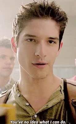 Watch and share Scott Mccall GIFs and True Alpha GIFs on Gfycat