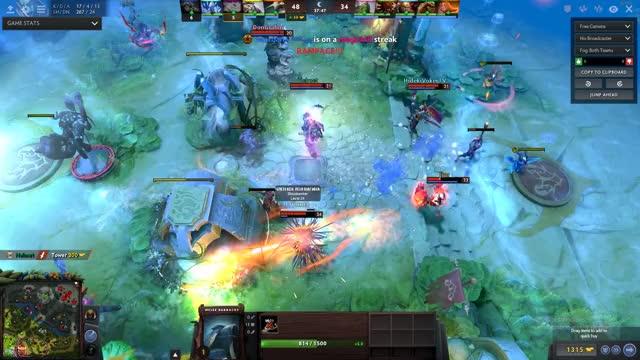 Watch and share 6.5k Damage Echo Slam GIFs by djemba on Gfycat