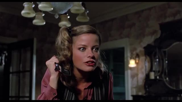 Watch Full Moon High (1981) - Clip: Silver Knife GIF on Gfycat. Discover more Craven, Horror, Silver, clip, dvd, filmclip, hd, knife, movie, scream, wes GIFs on Gfycat