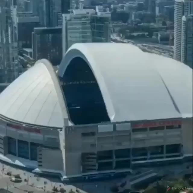 Watch and share The Roof Of This Stadium GIFs by Peake37902 on Gfycat