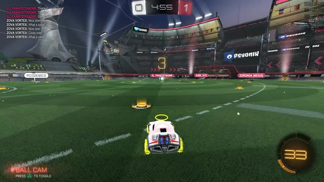 Watch and share Rocket League GIFs by Scranton Strangler on Gfycat
