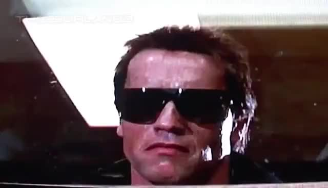 Watch Terminator - I'll be back GIF on Gfycat. Discover more related GIFs on Gfycat