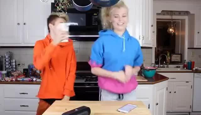 Cooking With Moren!! | Loren Gray & Mark Thomas GIFs