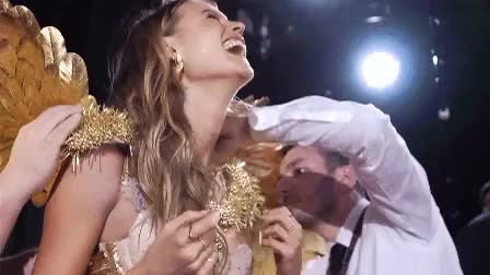 Watch and share Victoria's Secret GIFs and Behati Prinsloo GIFs on Gfycat