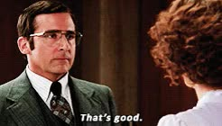 Watch i knew they'd call you. GIF on Gfycat. Discover more *, anchorman 2, brick tamland, chani lastname, gifs*, kristen wiig, movies, steve carell GIFs on Gfycat