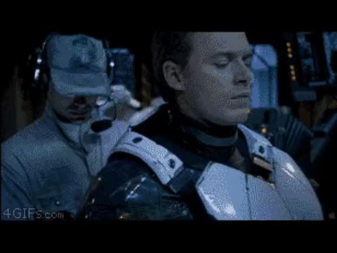Watch and share Pacificrim GIFs and Cat GIFs by deozaan on Gfycat