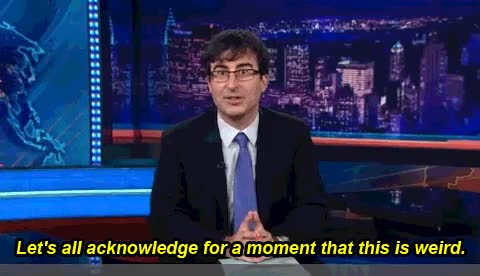 Watch choice weird GIF on Gfycat. Discover more choice, john oliver, weird GIFs on Gfycat