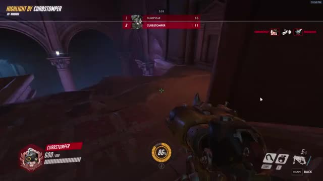 Watch 2018-12-07-2258-54 GIF on Gfycat. Discover more highlight, overwatch GIFs on Gfycat