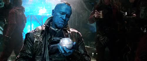 Watch and share Guardians Of The Galaxy GIFs and Michael Rooker GIFs on Gfycat