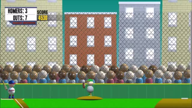 Watch Home Run Bash homer GIF by @budaniel on Gfycat. Discover more gamedevscreens GIFs on Gfycat