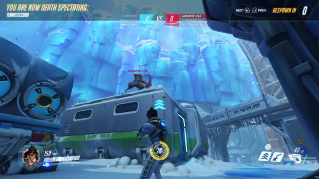 Watch and share Overwatch GIFs and Ps4share GIFs by xenigma99 on Gfycat
