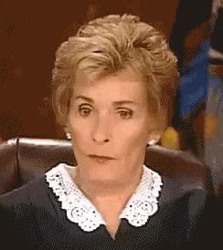 Watch this judge judy GIF on Gfycat. Discover more judge judy, judith sheindlin, judy sheindlin, tv court GIFs on Gfycat