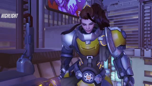 Watch Stun GIF by @hkeybroke on Gfycat. Discover more Overwatch, brigitte GIFs on Gfycat