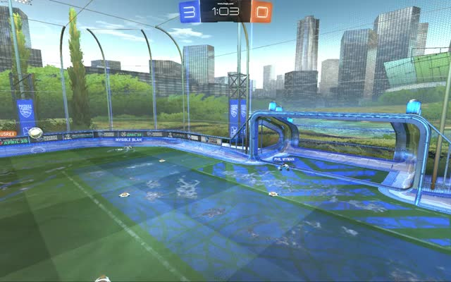 Watch and share Rocket League GIFs and Terrible GIFs on Gfycat