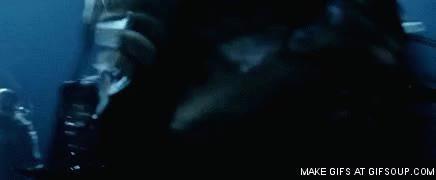 Watch and share Aragorn Vs Uruk-hai GIFs on Gfycat