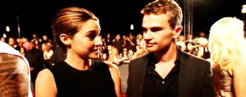 Watch Can they just kiss already? GIF on Gfycat. Discover more allegiant, ansel elgort, cara delevingne, couples, divergent, emma watson, harry potter, hp, insurgent, jennifer lawrence, jlawrence, josh hutcherson, my otp, nat wolff, otp, paper towns, rupert grint, shai and theo, shai woodley, shailene and theo, shailene woodley, shansel, sheo, tfios, the fault in our stars, the hunger games, theo and shai, theo and shailene, theo james, thg GIFs on Gfycat