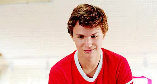 Watch estrella GIF on Gfycat. Discover more ansel elgort GIFs on Gfycat